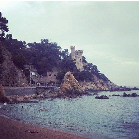 Maria del Mar: the beach