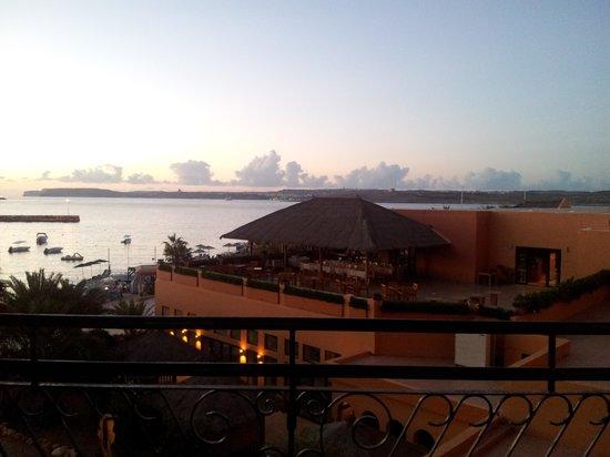 Ramla Bay Resort : balcony view