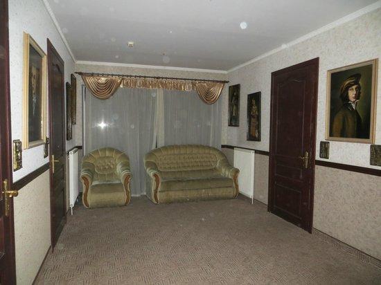 Dom Skazochnika Guest House: Холл 2-й этаж