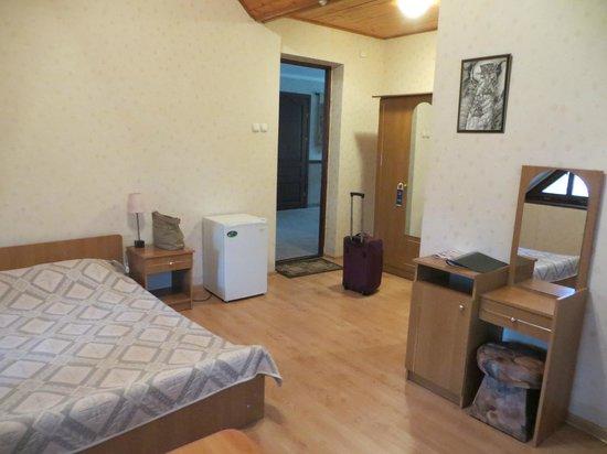Dom Skazochnika Guest House: Номер 7 (полулюкс одноместный, однокомнатный).