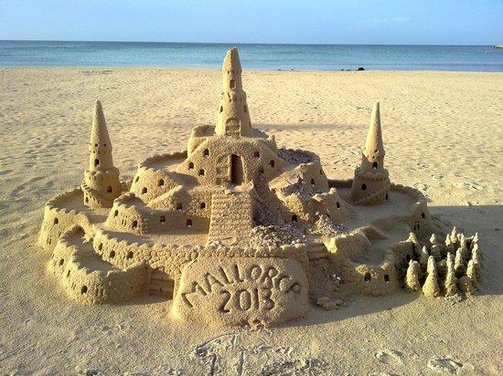 THB El Cid: Замок из песка