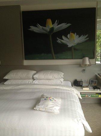 Wangz Hotel : Bedroom