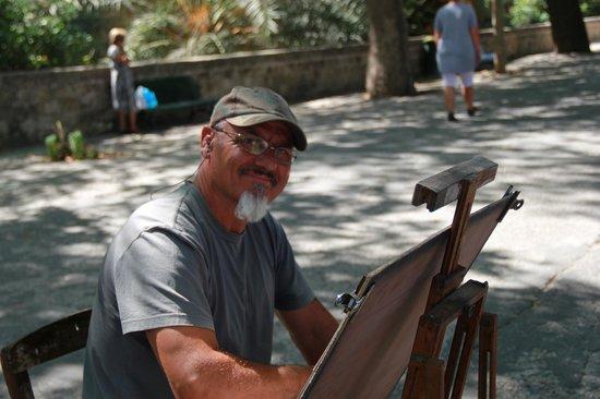 City Center Hotel: Свободный художник (Старый  город)Родос