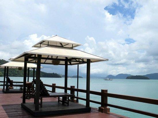 Resorts World Langkawi : At the terrace