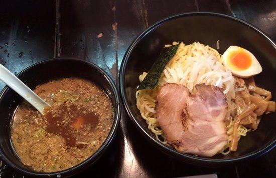 Egawatei: つけ麺