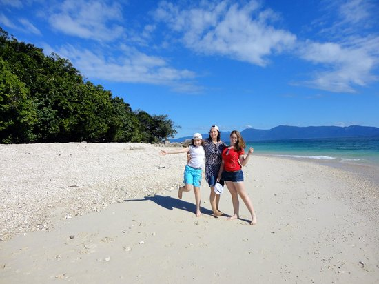 Fitzroy Island Resort: пляж