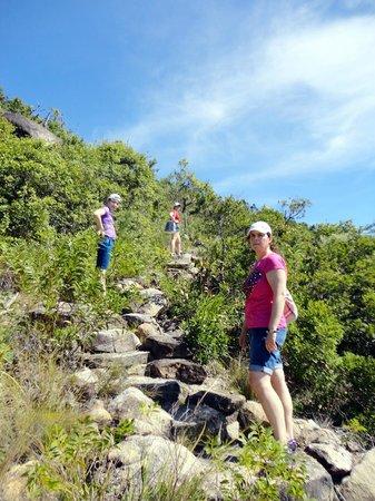Fitzroy Island Resort : поход на вершину