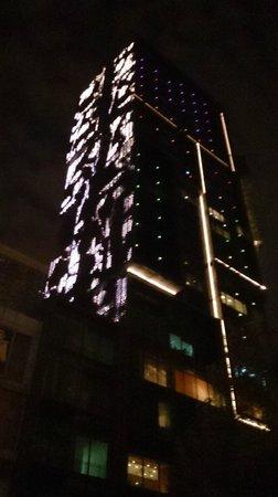 Le Meridien Zhengzhou : A stunning night time view