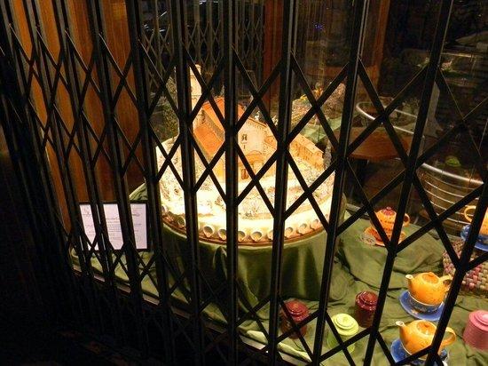 Nuovo Savi: Торт в магазине г. Монтекатини