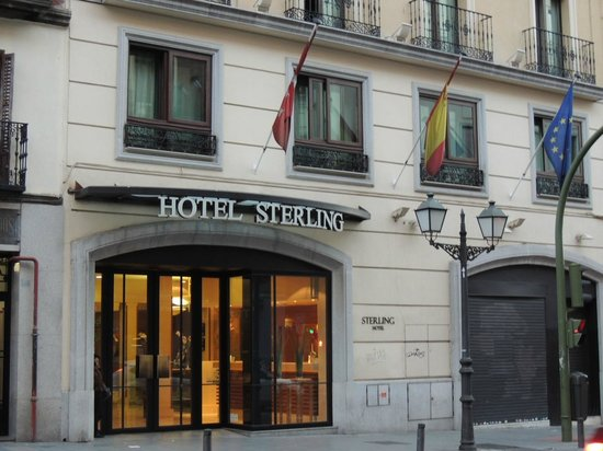 Hotel Sterling Madrid Tripadvisor