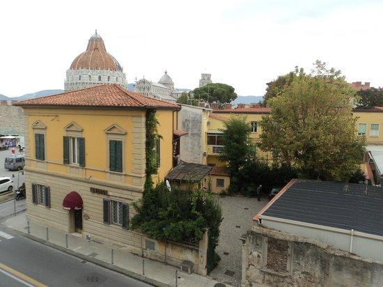 Hotel Roma: Panorama dalla camera