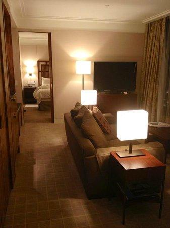 Shangri-La Hotel, Vancouver: The beautiful room