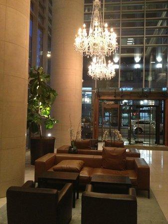 Shangri-La Hotel, Vancouver: Very welcoming
