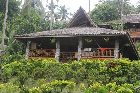Coco Beach Resort : Deluxe room