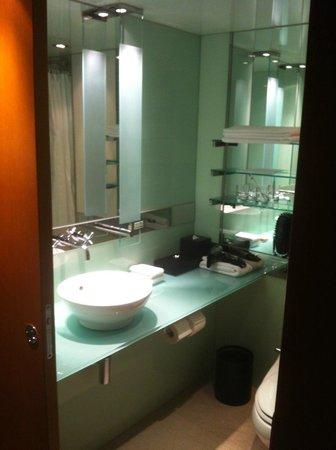 Grand Hyatt Seoul : the toiletries kits are ok