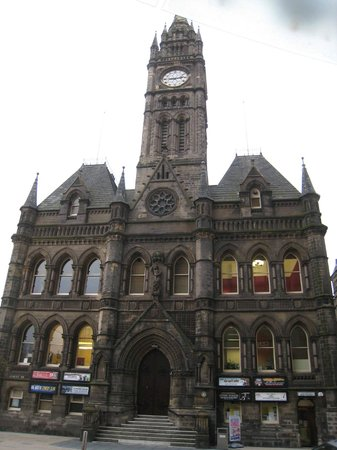 ‪Middlesbrough Town Hall‬