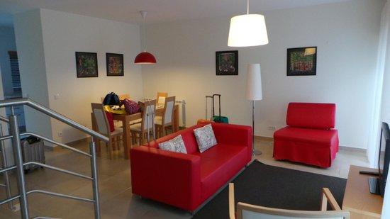 Villas Mare Residence : Living room