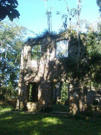 Lagoinha Beach: boas fotos das ruínas do séc. XIX