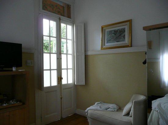 1555 Malabia House: our room