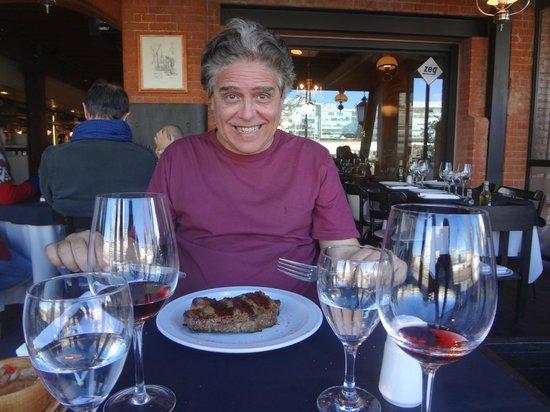 Villegas: Ótimo Bife de Chorizo