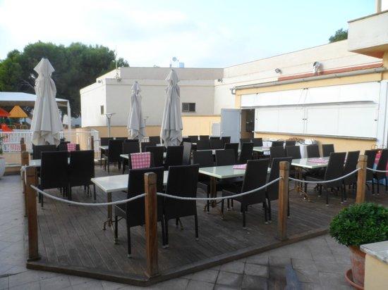 Alua Sun Torrenova: The Italian restaurant