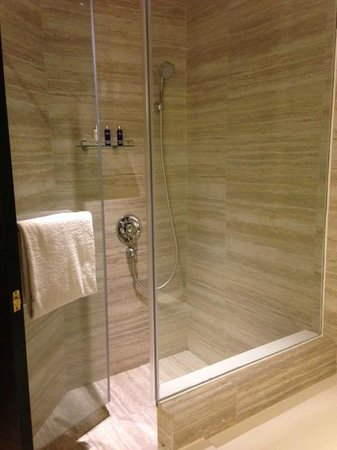 Pan Pacific Orchard : Power rain shower