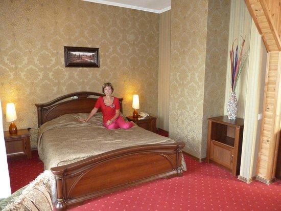 Atlanta Sheremetyevo Hotel: Номер в отеле