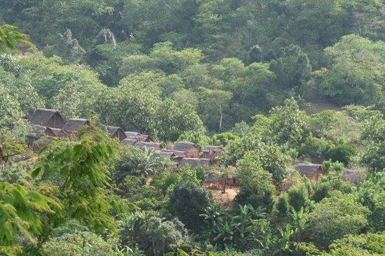 Fianarantsoa Cote Est (FCE) : train FCE
