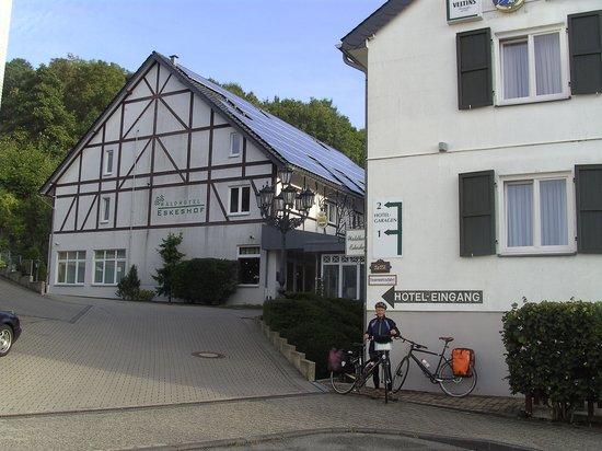 """Best Western Waldhotel Eskeshof: """"bergop""""-hotel!"""