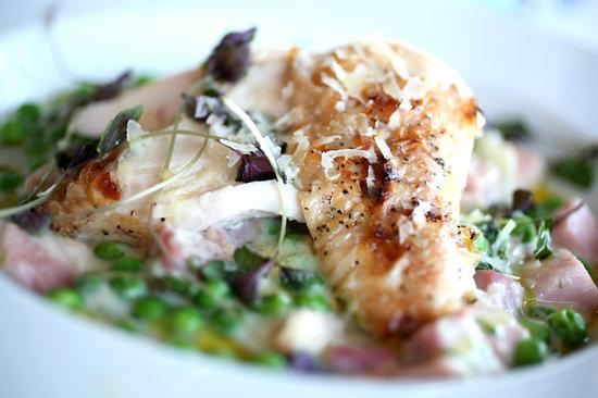 The Brudenell Hotel: Suffolk Chicken