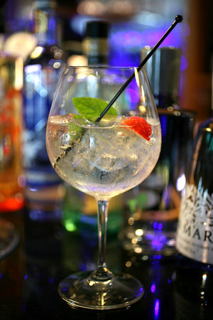 The Brudenell Hotel: G&T