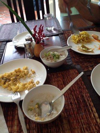 Prima Villa Hotel: breakfast