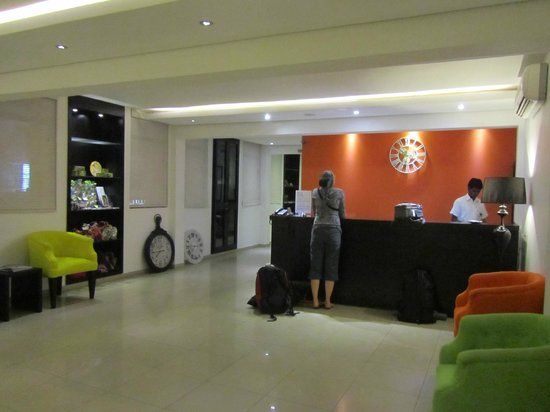Clock Inn Colombo : lobby