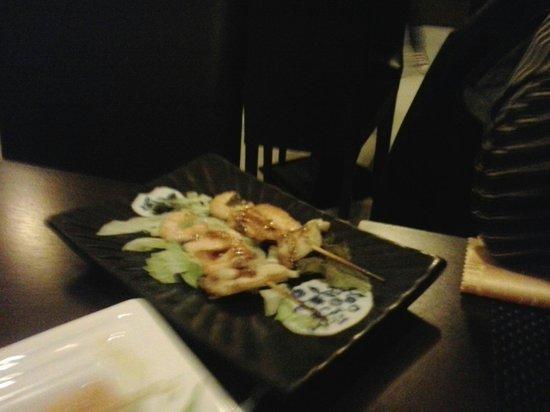 New Moon: Spiedini pesce/carne