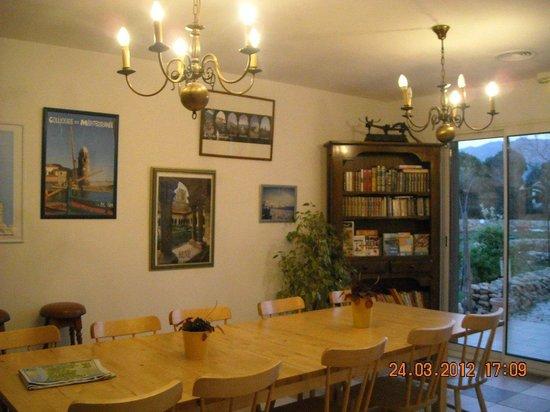 L'Olivette des Alberes : salon