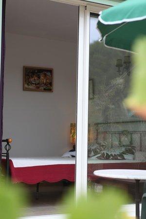 L'Olivette des Alberes : chambre vendanges