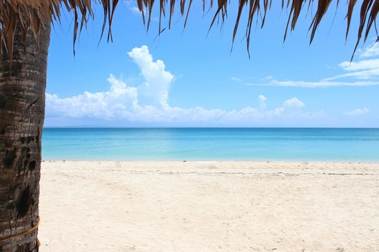 Budyong Beach Resort: From the Bungalow Veranda