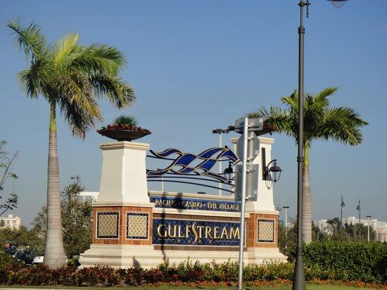 Gulfstream Park: Casino proximo a Miami
