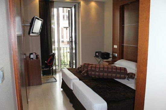Hotel Francisco I: camera doppia con letti gemelli