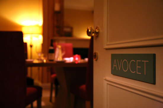 Seafood & Grill Restaurant: Avocet dining