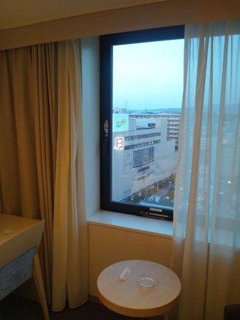 Hotel Toyota Castle: 部屋からの眺め