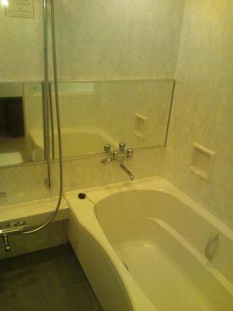 Hotel Toyota Castle: バスルーム