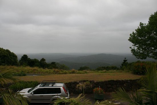 Clouds of Montville: The view on a cloudy day