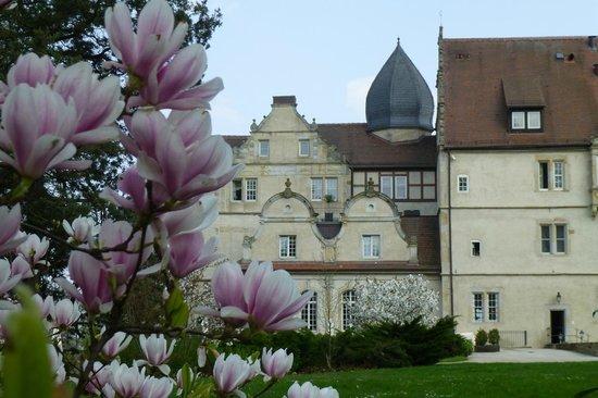 Schlosshotel Munchhausen: Im Mai, Schlosshotel Münschhausen