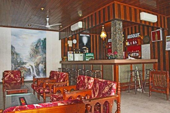 Sunils Beach Hotel : Бар