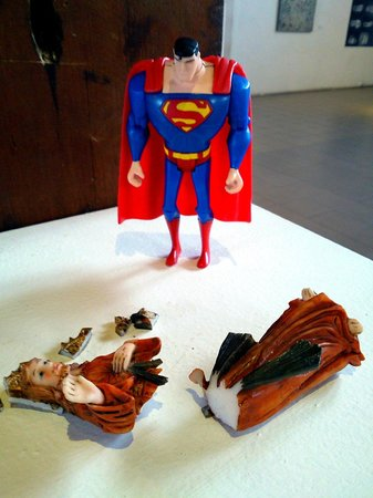 Museum of Contemporary Art and Design : super poderes