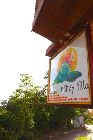 Carana Hilltop Villa: 8