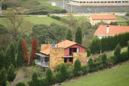 Hotel La Casina: Vista exterioir