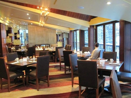 Hotel Talisa, Vail : View of Dining Room