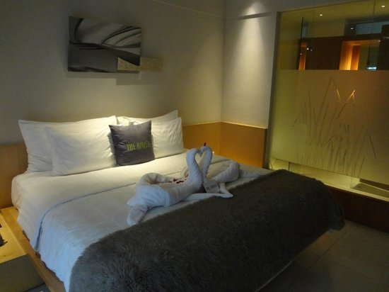 The Haven Bali: Comfortable Bed
